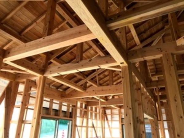 大崎町井俣の家新築 工事の流れ (有)アキ建設サムネイル