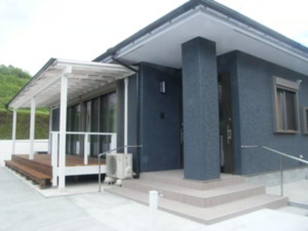 大崎町井俣の家 完成 (有)アキ建設サムネイル