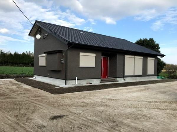 竜太君の家 完成 公開  (有)アキ建設サムネイル