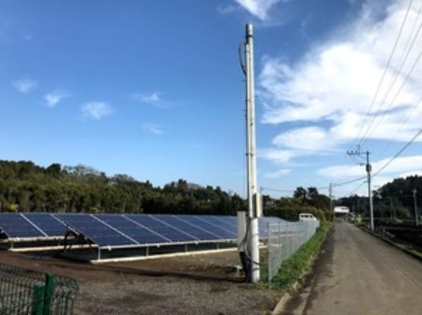 野井倉発電所2区画 進捗状況  (有)アキ建設サムネイル