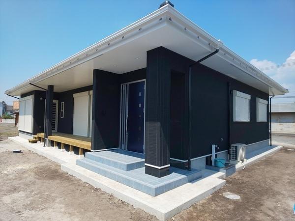 大崎町仮宿  洋平君の家が完成しました。サムネイル