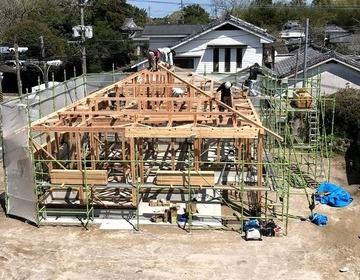 (有)アキ建設  英雄ちゃんの家 完成しました。