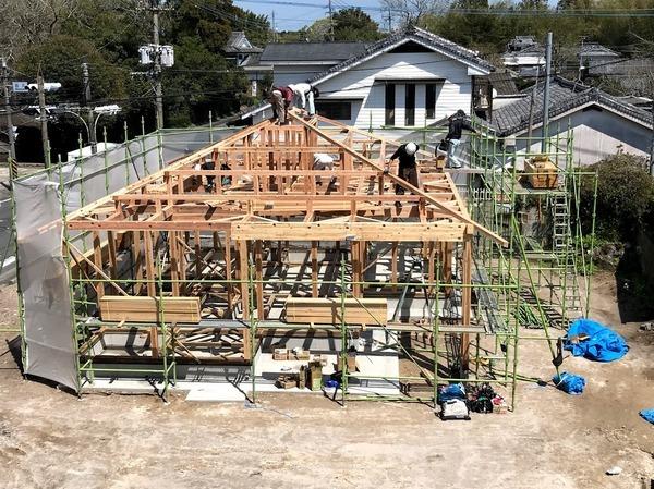 (有)アキ建設  英雄ちゃんの家 完成しました。サムネイル