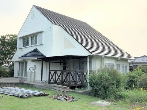 外壁&屋根のリフレッシュ (外部塗替え)大崎町中沖K様邸  (有)アキ建設サムネイル