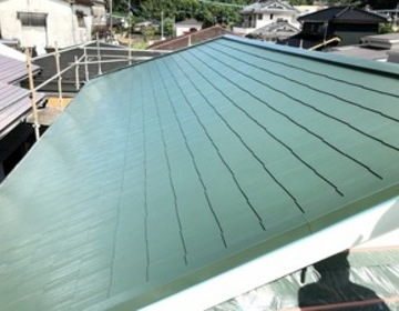 リフォーム   大崎に建つ 事務所  外装リフレッシュ~作業の風景  (有)アキ建設