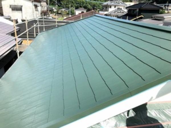 リフォーム   大崎に建つ 事務所  外装リフレッシュ~作業の風景  (有)アキ建設サムネイル