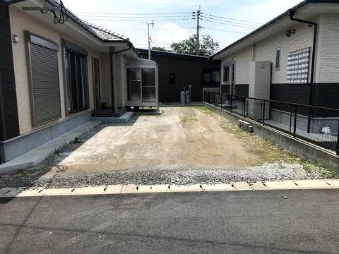 住宅の外構工事   鹿屋市今坂町にある 真一君家    (有)アキ建設サムネイル