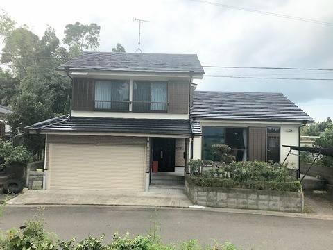 外壁&屋根のリフレッシュ (外部塗替え)大崎町飯隈T様邸 完成  (有)アキ建設サムネイル
