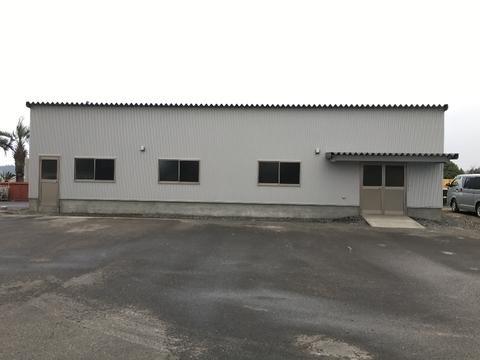 新築   倉庫   (有)アキ建設サムネイル