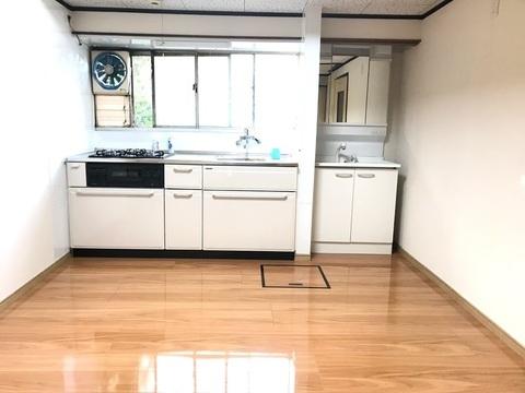 リフォーム【キッチン】 大崎町飯隈 K様邸  (有)アキ建設サムネイル
