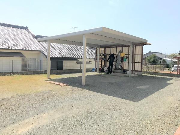 益丸のガレージ増設 進捗状況サムネイル