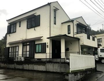 外部リフレッシュ  大崎町のM様邸  進捗状況 (有)アキ建設