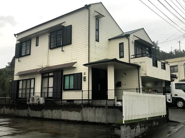 外部リフレッシュ  大崎町のM様邸  進捗状況 (有)アキ建設サムネイル