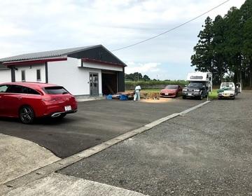 末吉のガレージ新設   (有)アキ建設