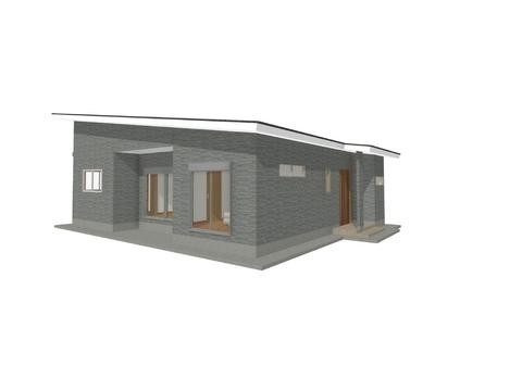 仮宿の家  1戸建新築   (有)アキ建設サムネイル