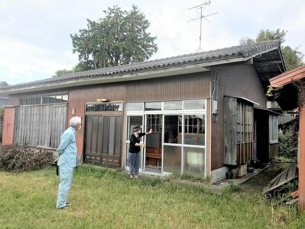 野神の家解体の状況サムネイル