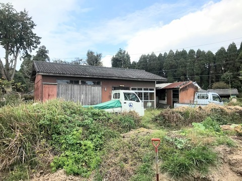 家屋解体 野神の家 (有)アキ建設サムネイル
